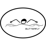 Butterfly Stroke Magnet